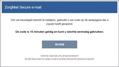 code email